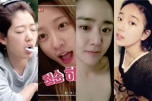 Korean actresses who are gorgeous without makeup