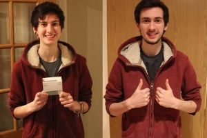 Trans Teen Uses Daily Selfies to Document His Amazing Transformation (17 pics + 1 video)