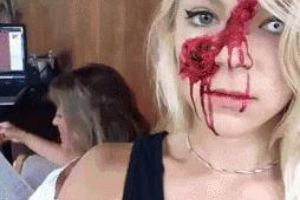 Disturbing but Funny Halloween Pranks That Are Pretty Damn Good (pics + gifs)
