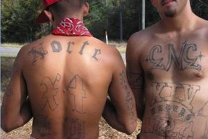 What Some of the Most Common Prison Tattoos Really Mean (15 pics)