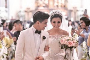 Indonesian celebs` Chelsea Olivia Had a More Stunning Wedding Than Angelababy (8 pics)