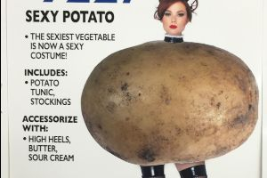 Prankster Adds Fake Halloween Costume Options at Local Store. Hilarious Issues Ensue