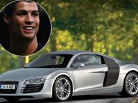Famous football players and their cars