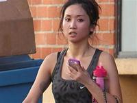 Hollywood stars post workout photos