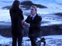 Romantic Proposal Gone Totally Wrong