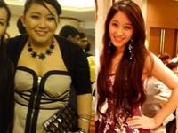 Singaporean girl who lost 52lbs (24kg) within 3 years after being called Fat Swan