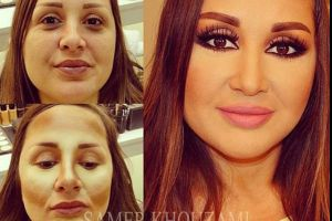 Another Session of Makeup Greatness (11 pics)