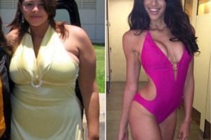 From chubby and adorable, to slim and SEXY!  31 women that made the hot transformation.