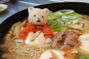 Japan Latest Craze: 3D Food Art That Pops Out Of Savory Dishes. Too Cute Too Eat? (16 pics)