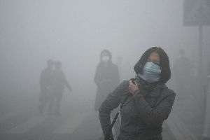 Pollution in China is out of control. The most shocking photo of water and air pollution I`ve ever seen