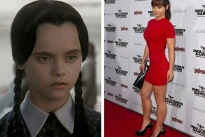 What Your Childhood Celebrity Crush Looks Like Today (31 pics)