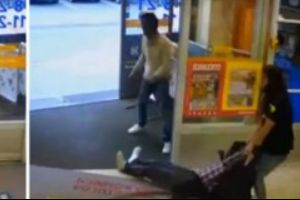 Robbers Choose The Wrong Store; Get Taken DOWN by Tiny 22 Year-Old Female Clerk