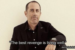 Jerry Seinfeld Has Some Surprisingly Wise Words about Life (10 pics)