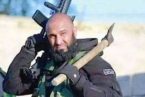 Real life Rambo, an Iranian commander fighting terrorists in Iraq, has killed 1500 ISIS member single handedly!