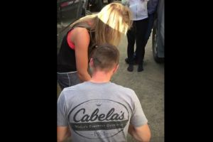 Sweetest Boyfriend Ever? Best Proposal `Read her name tag`