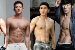5 Tips to maintain abs like the hottest Asian star