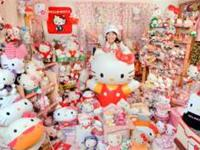 The cutest Hello Kitty home you have ever seen?...maybe..?