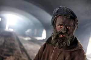 Meet the Dirtiest Man in Europe and How He Got that Dirty Is Pretty Odd