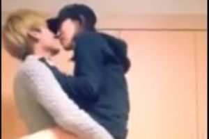 This is so much for Romance: The new trends of kissing go rival in Korea
