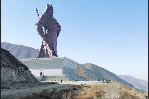 A Magnificent Collection Of The World`s Largest Statues (19 pics)